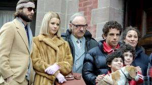 "SET OF THE NEW FILM ""THE ROYAL TENENBAUMS"" NEW YORK AMERICA 02 APR 2001"