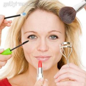 Apply-Make-up
