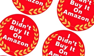 Amazon sticker